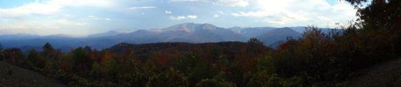 Gatlinburg TN Mountains