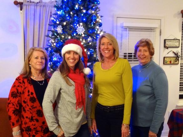 The Bryant LadiesAunt Margaret, me, Mom, Aunt Betty