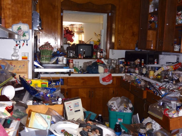 Kitchen {Before}