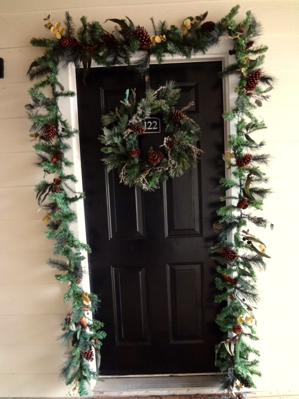 Front Door Decorating :)