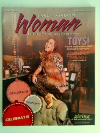 LKN Woman Magazine {December 2012}