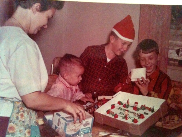 Merry Christmas & Happy Birthday to my Dad!