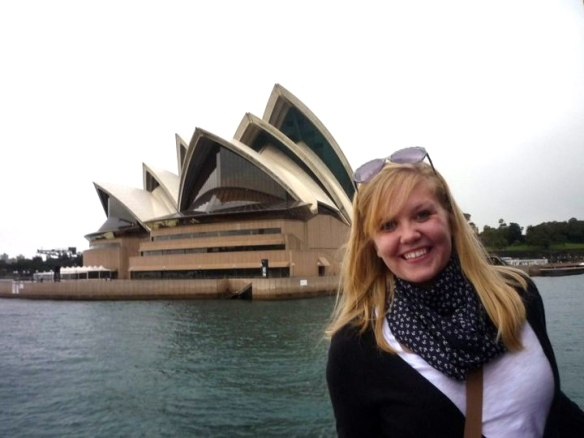 Traveling abroad in Australia