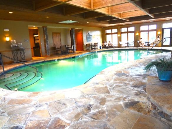 Rock Barn Spa - Main Pool