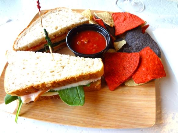 Rock Barn Spa -- lunch