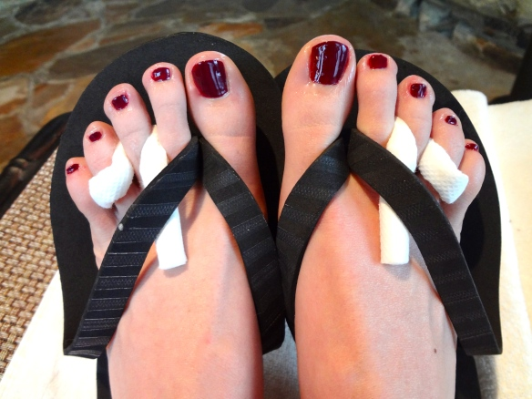 OPI Toe Nail Polish