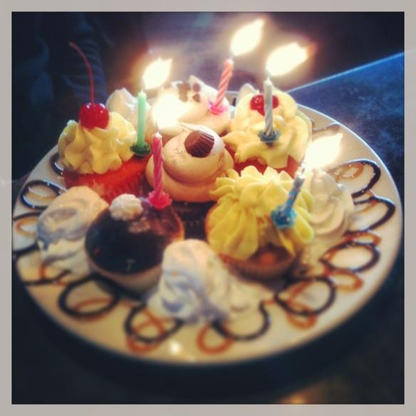 Cupcakes from Jenn's Sugarlicious Bakery