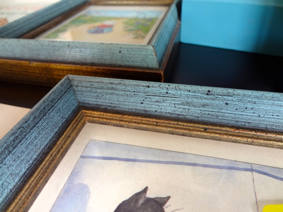 Estate Sale Finds | Picture Frames