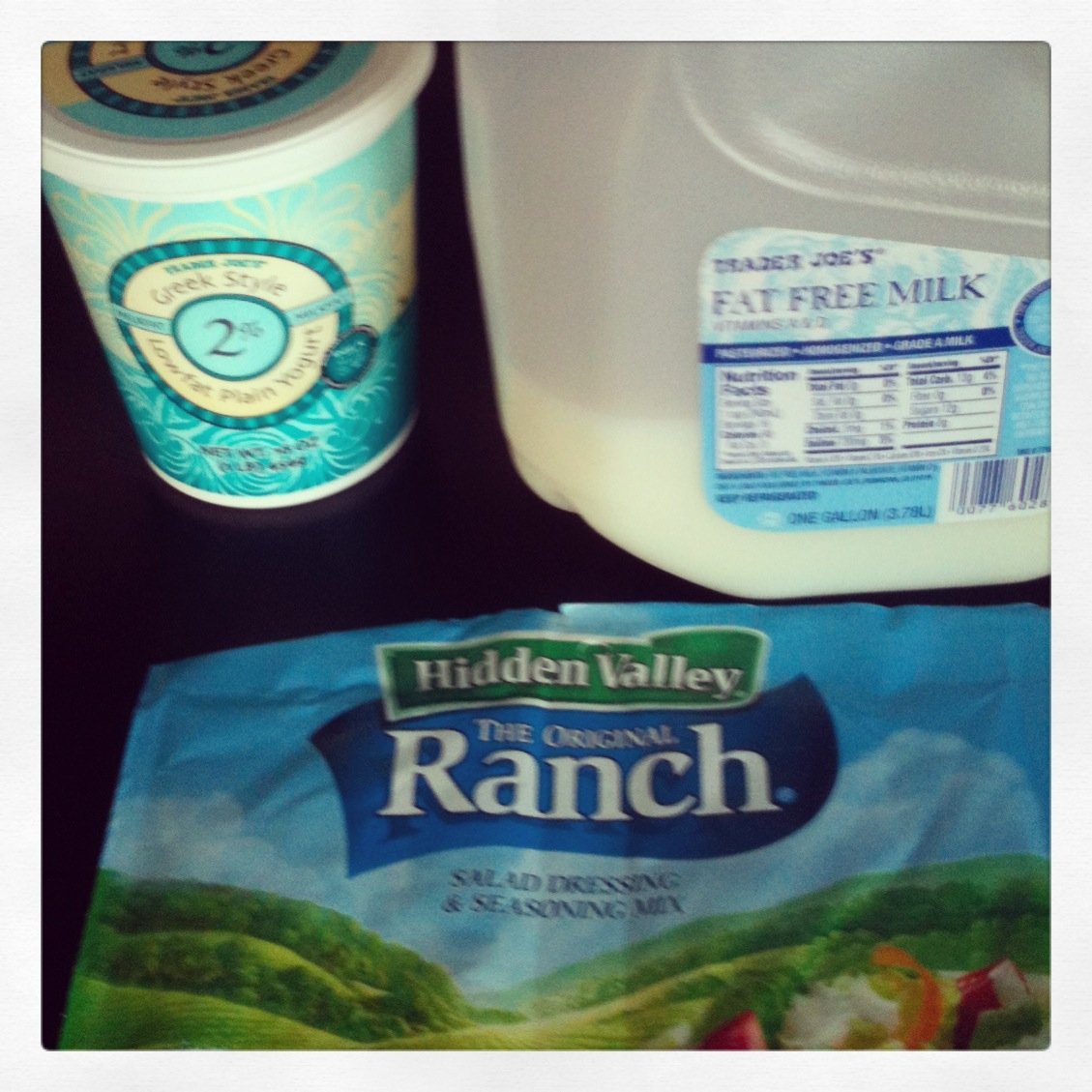 ... Friday {Low Fat Ranch Dressing Recipe}… | Pure & Simple Organizing