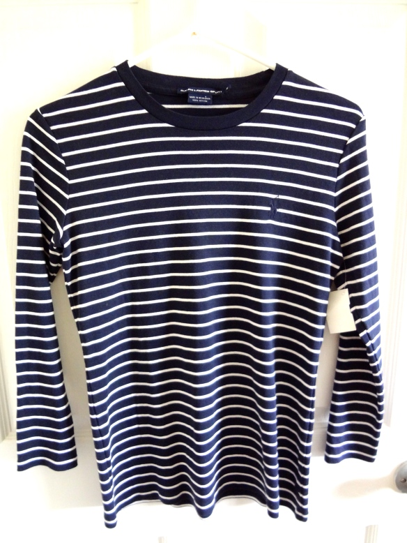 Polo Sport Nautical Shirt  | $14