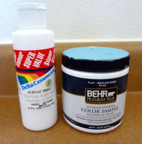 Behr Clearance Oops Paint