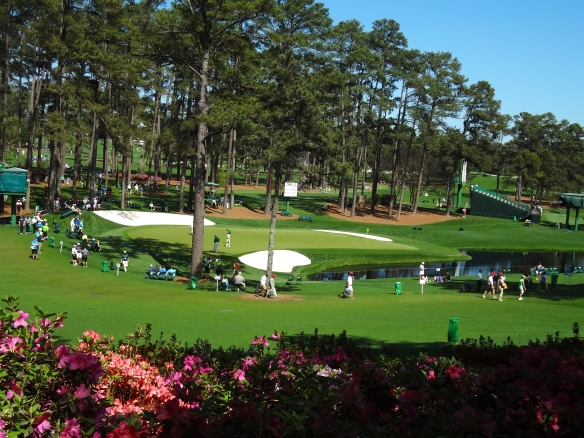 Augusta National Heaven On Earth