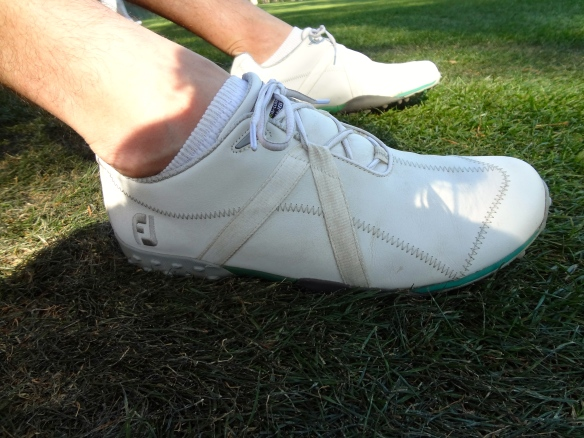 Raymond's FootJoy Golf Shoes