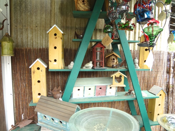 Dearness Gardens Bird Houses