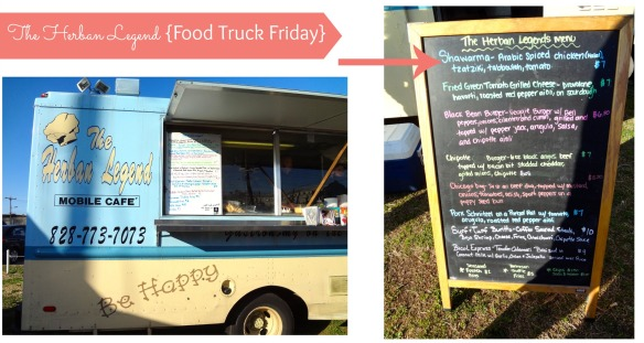 Food Truck Friday | The Herban Legend