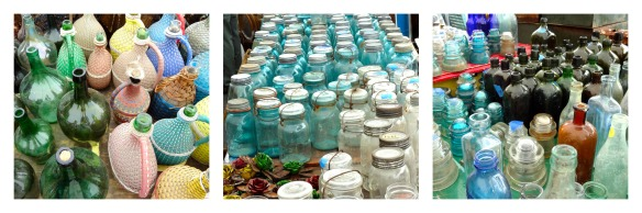 Metrolina Expo Glass Jars